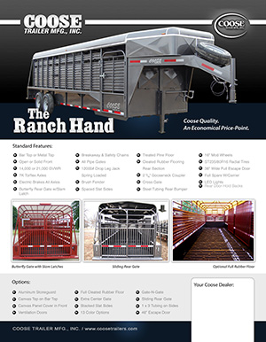 Ranchhand Brochure