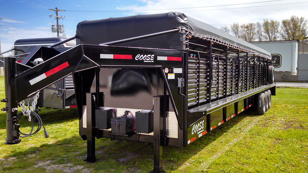 Coose Livestock Trailers