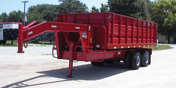 Coose Grain Trailers